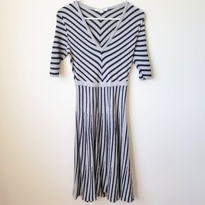 Boden Wool-blend Dress, Size 8